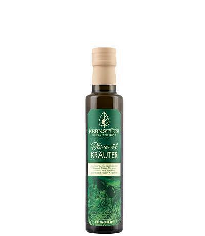 Olivenöl mit Kräuter