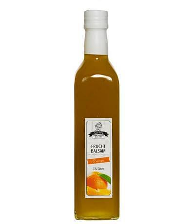 Orangen Fruchtbalsam