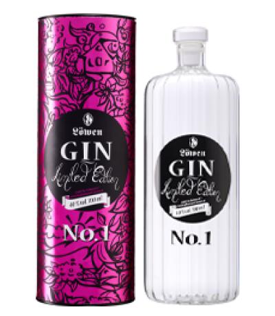 Löwen Gin Limited Edition No. 1 40% 0,7lt.
